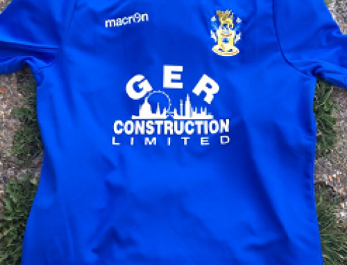 Sponsorship of Aveley Under 13's Football team